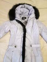 Продам женскую зимнюю куртку пуховик