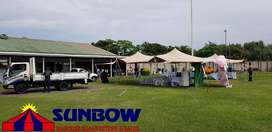 Stretch Tents For Sale - Sunbow Tents Manufacture