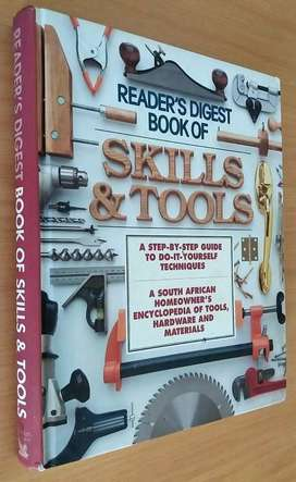 Readers Digest Book of Skills & Tools A step by step guide to do