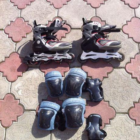 роликовые коньки B-square skating (ГЕРМАНИЯ) б\у