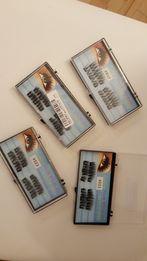 Rzęsy na magnes magnesy sztuczne rzęsy 3 magnesy nowe