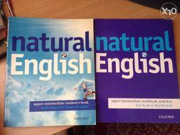 Natural English Upper Intermediate Student's book Workbook