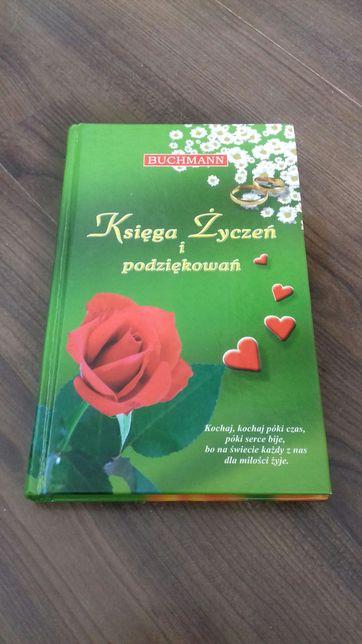 Księga życzeń i podziękowań Gdańsk - image 1