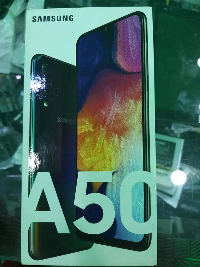 Samsung A50 new one 0