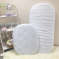 Матрасы детские в овальную, круглую и стандартную кроватку Днепр