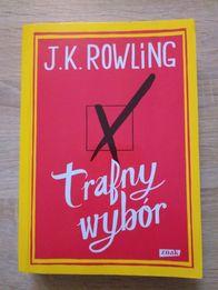 """J.K. Rowling - """"Trafny wybór"""""""