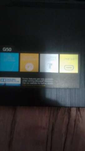 Laptop lenovo g50 - 30 as new