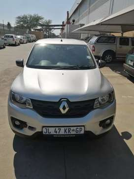 2018 Renault Kwid has service book and history 52 000km R59 000 neg