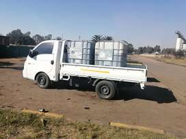 All removal, we supply water, used oil collection, garden services