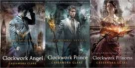 The Infernal Devices (the whole trilogy)