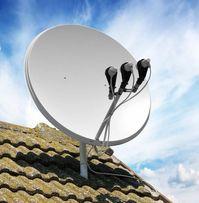 Спутниковое ТВ в Ваш Дом, Дачу, Квартиру. Установка антенн, Настройка