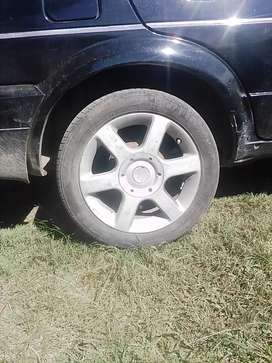 15 inch mags and tyres 4x100