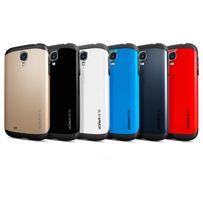 Чехол Spigen на Samsung S4 mini S5 S6 Edge + S7 S8 Plus note 2 5 4 3 8