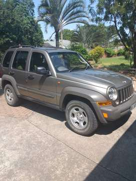 2007 Jeep Cherokee Liberty 2.8 CRD for sale