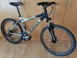 26 Raleigh X-Country, Shimano 24spd, Medium Frame
