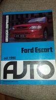 Książka - Ford Escort