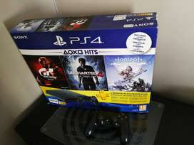 Ps4 500gb + 1 controller