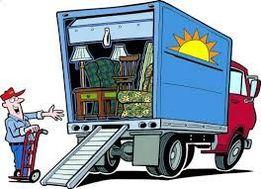Przeprowadzki, transport, przewóz drewna, maszyn itp.