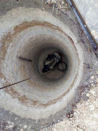 Копаем колодцы,канализации.Чистка,Углубление колодцев.Чистим колодцы. Чернигов - изображение 5