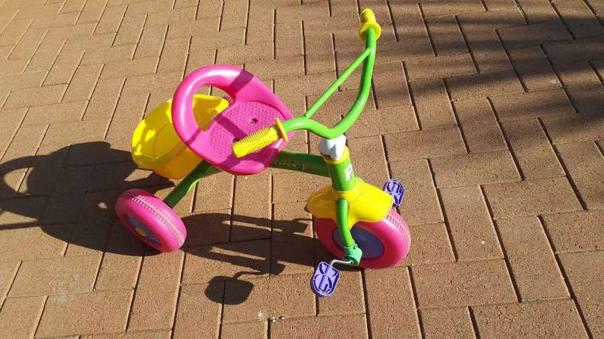 Kids fat Cat tricycle 0