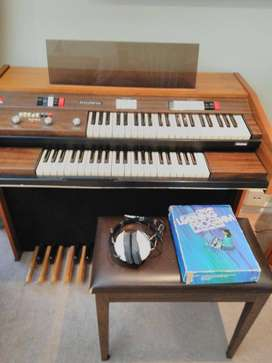 organ with learning course