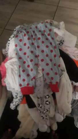 Girls 6 to 12 months 50 items plus