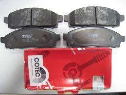 Toyota COTEC TWR GDB 3425,3454 Тормозные колодки НОВЫЕ !!!
