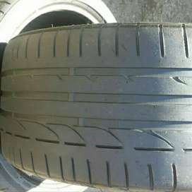 Two tyres for BMW run flat size 275/35/20  Goodyear now available