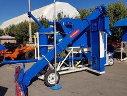 Зерноочистительный самоходный комплекс САД-15 для очистки зерна