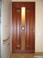 Двери деревянные по предложенному или Вашему эскизу
