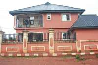 6 flats of 2 bedroom each for sale at Sapele road 0