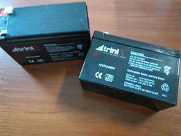 Аккумулятор Trinix АКБ 12 V 7Ah