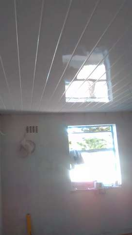 PVC ceilings knotty pine snd more