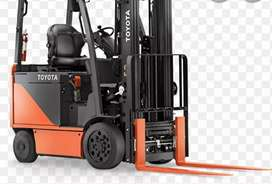 Forklifts repairs