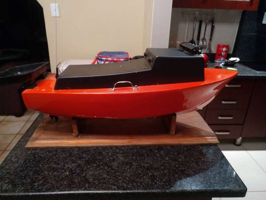 Dolphin Customized Bait Boat for sale 0