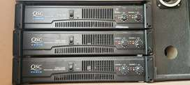Professional power Amplifiers from OSC Audio