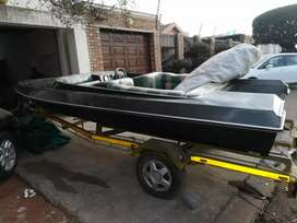18ft Speedboat