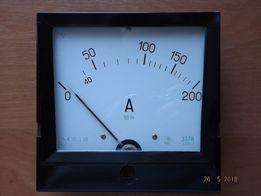 Амперметры щитовые переменного тока