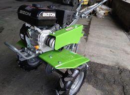 Акция!Бензиновый мотоблок BIZON 910 LUX Двигатель Honda гарантия Бизон