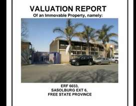 Commercial property with 2 flats