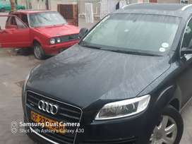 GREAT CONDITION AUDI Q7 GIVE AWAY PRICE OF 120K