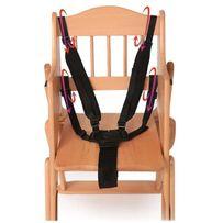 5-ти точечные ремни безопасности детские на стульчик для кормления