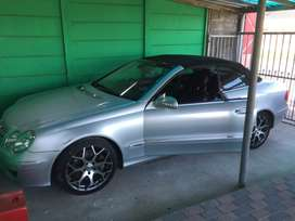 CLK 350 convertible for sale
