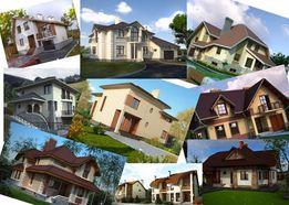 Архітектор, проект будинку, котеджу. Архитектор, проектирование