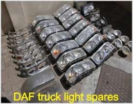 Headlight Spares DAF Truck