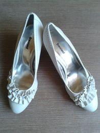 Туфли свадебные. Р. 40