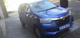 TOYOTA AVANZA 1.5 SX MANUAL,2017 MODEL in very good condition
