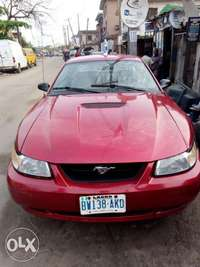 Super Clean Ford Mustang for Quick Sale 0