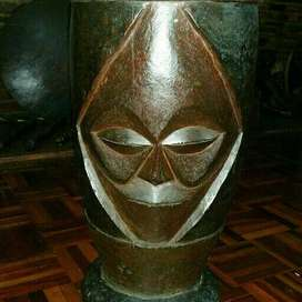 Central African Tribal drum