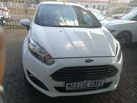 Automatic Ford Fiesta 1.0 Ecoboost